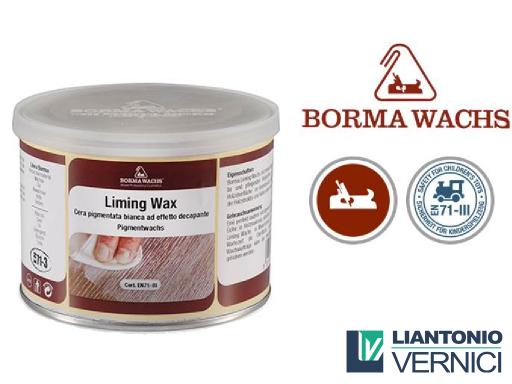 CERA DECAPANTE LIMING WAX BIANCA - BORMA WACHS