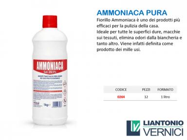 AMMONIACA PURA